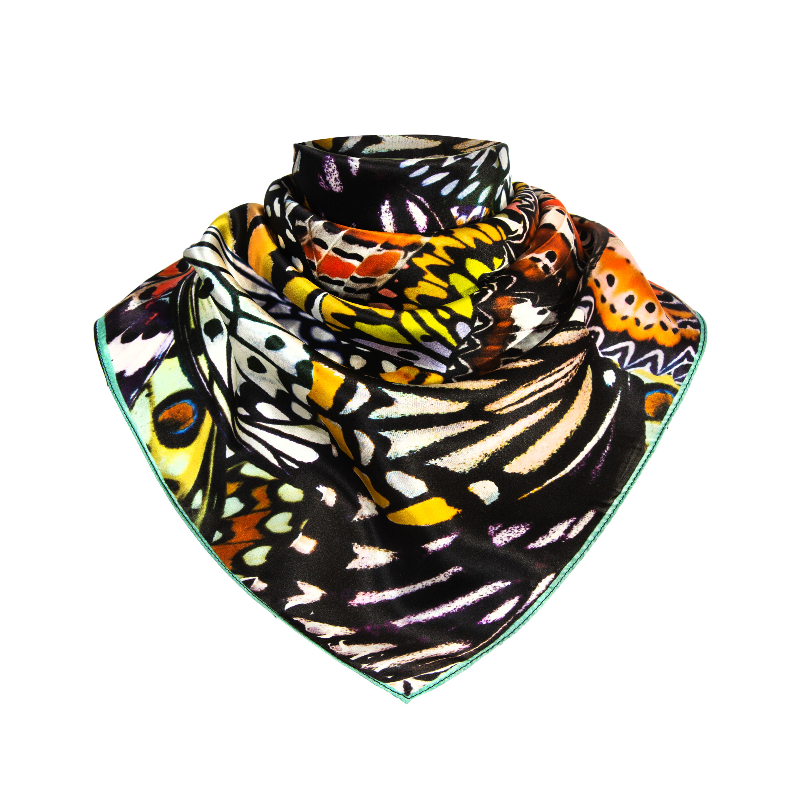 Scarf Butterfly Big