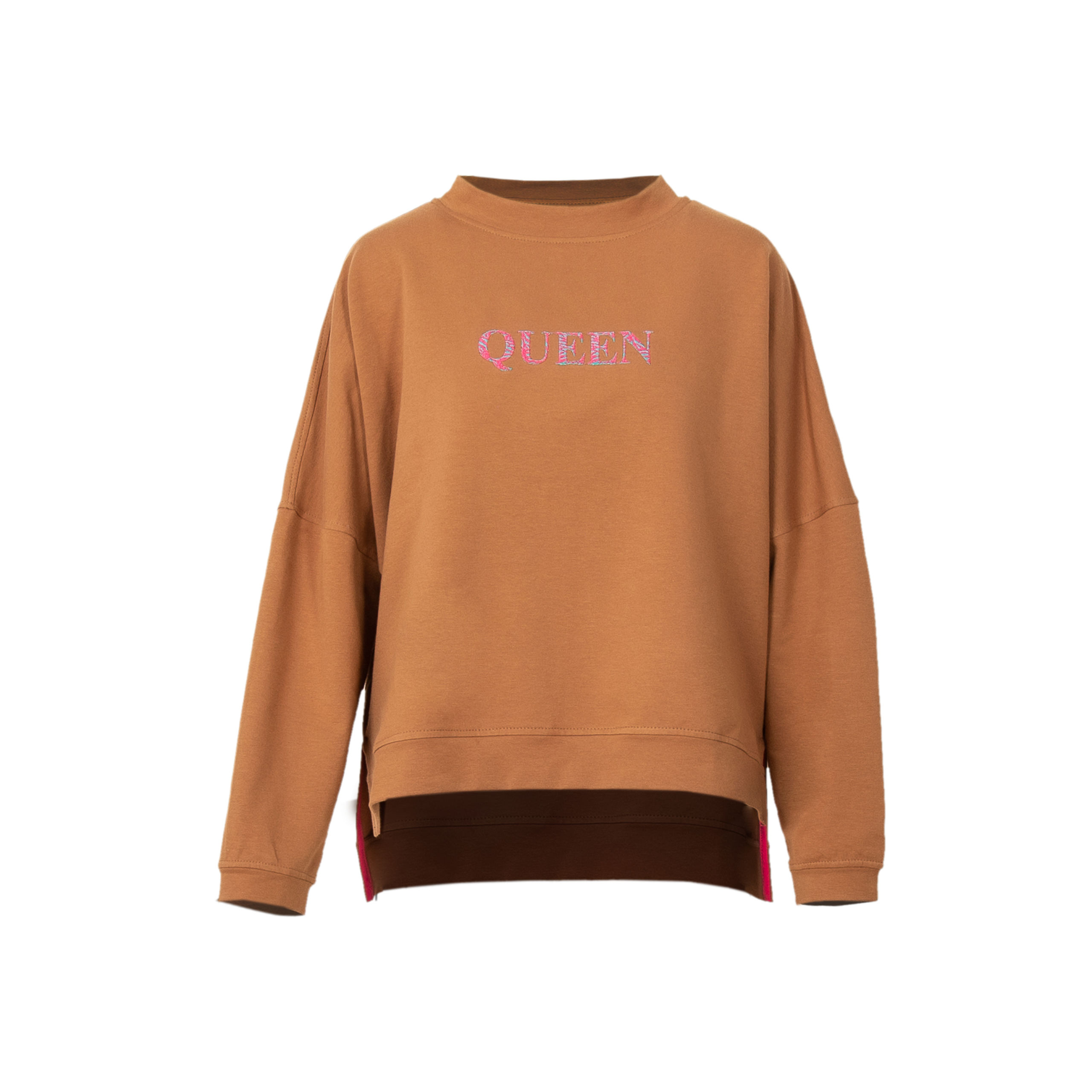 soft , embroidered , Sweatshirt, Camel, Cosel , Poland